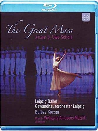 Werner Gura, Marie-Claude Chappuis<br>The Great Mass<br>Blue-ray